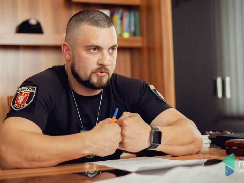 Стало відомо, чому головного копа Волині понизили до керівника відділу Івано-Франківщини